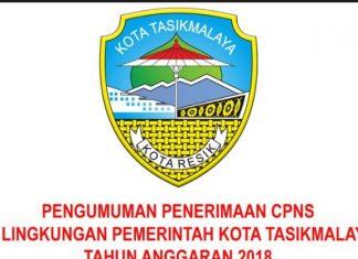 Pengumuman Hasil Seleksi Administrasi CPNS 2018 Kota Tasikmalaya
