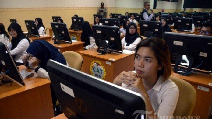 hasil tes CPNS Kabupaten Sumedang